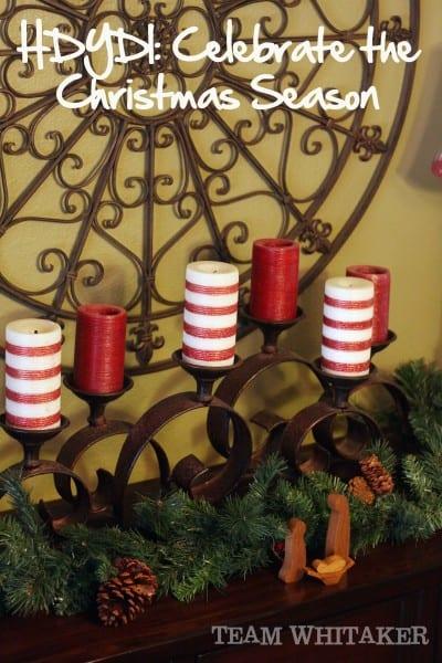 Celebrate the Christmas Season