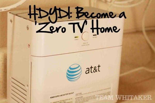 Become a Zero TV Home