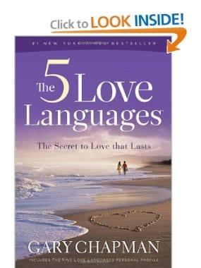 5 Love Languages Book