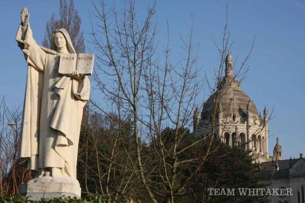 lisieux_statue, basilica_blog