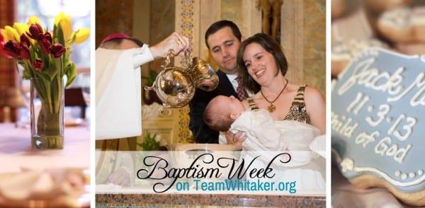 HDYDI, Baptism