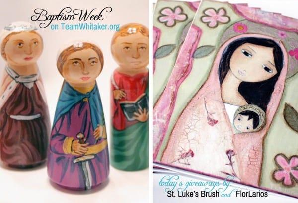 St Lukes Brush, FlorLarios