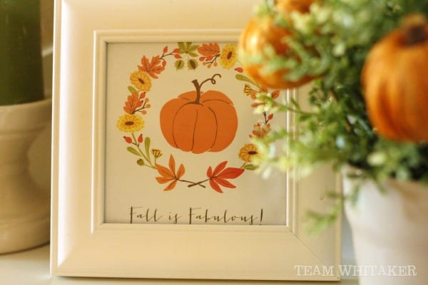 Fall decorating - easy and simple DIY crafts to make your home fall ready