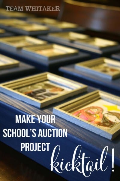 Found the right project for your school's auction? These tips are sure to help you make it a success and makes lots of money for your school in the process!