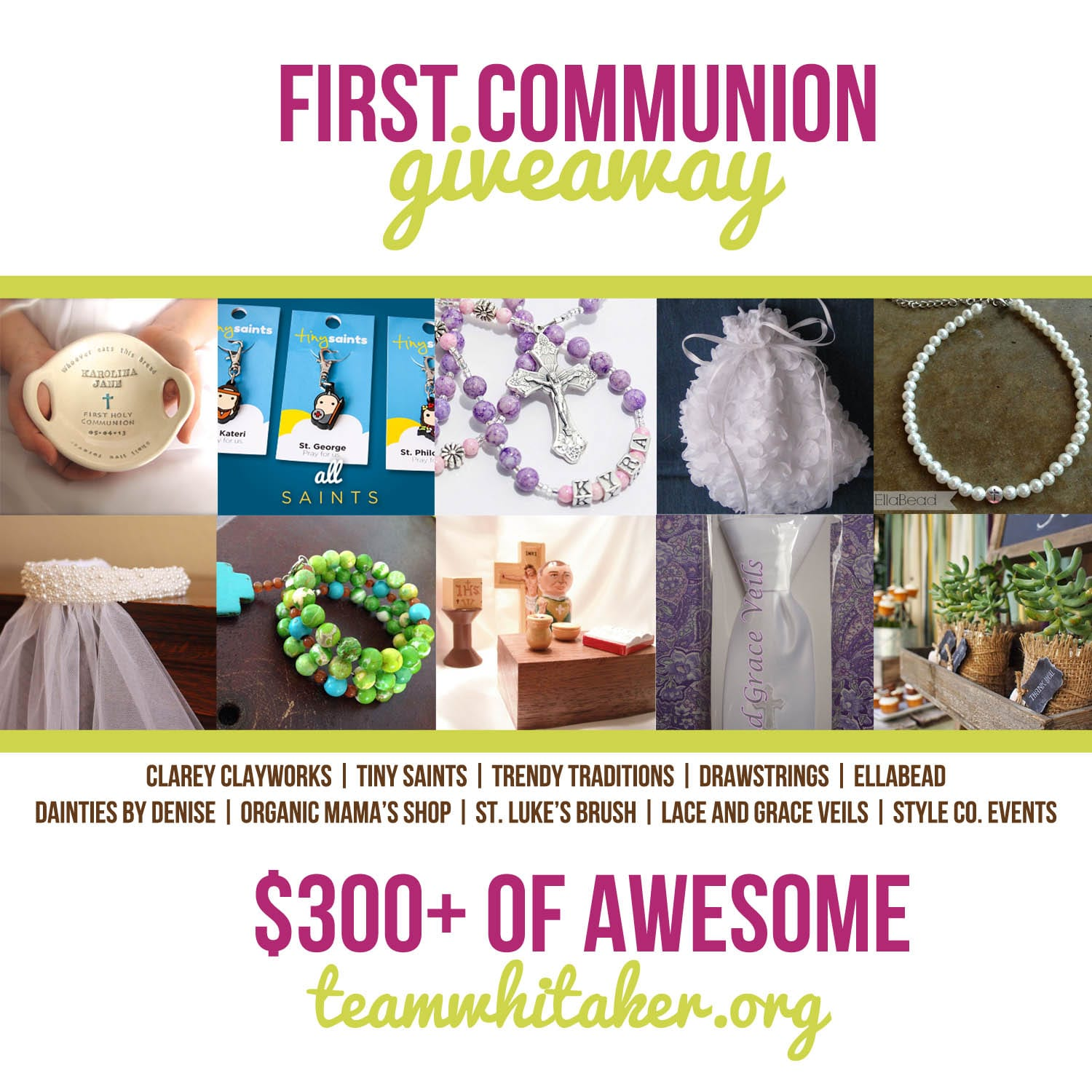 Looking for that perfect First Communion gift for your child or friend? Look no farther. These ten ideas are beautiful, tasteful and sure to be your son or daughter's new favorite religious keepsake.