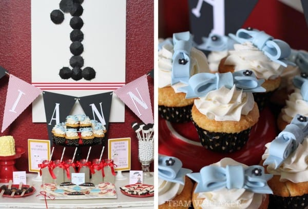 Looking for the perfect birthday theme for your one-year-old daughter? Enter Mary Poppins! This lovely party includes party food, simple DIY decor and crafts, party favors, invitation printables and a shirt that's simply spit spot. You'll wink, do a double blink and fall right back in love with Mary Poppins!