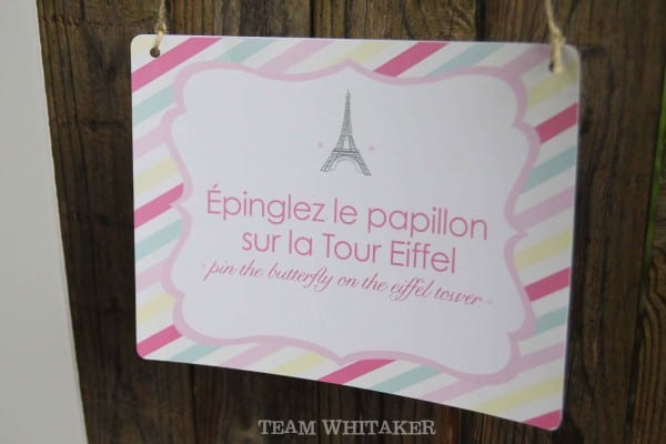 This Paris-themed birthday party is sure to delight. From fun passports, stamped at each activity station, to DIY Eiffel Towers and crepe making, guests will discover a little bit of France in everything they do. This post has easy food ideas, party decor and lovely printables for your little girl's Paris birthday.