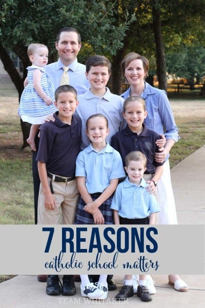 Do you desire a Catholic school education for your child? You just might be surprised at how it changes your kids, and your family.