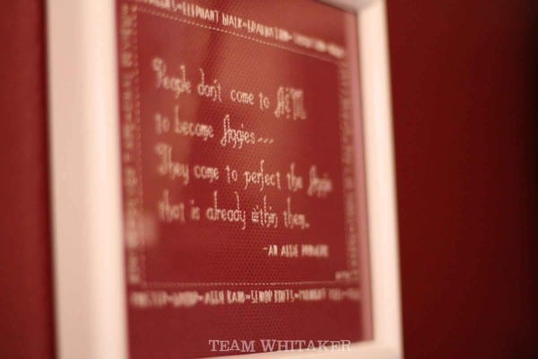 Do you yell gig 'em in your sleep? Greet people with a howdy? You might be a Texas Aggie. If you're looking for inspiration for a Texas A&M themed nursery, look no further. It's all things maroon here!