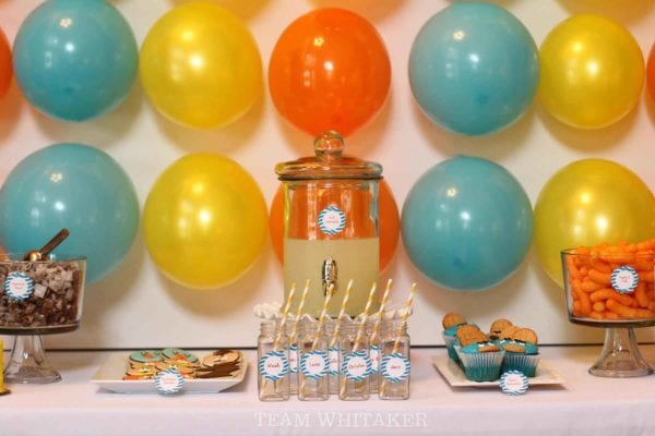 BUSTED! Ready to party with Phineas and Ferb? Here, you'll find easy party activities, simple DIY decorations, sweet treats and fun party favors even Dr. Doofenschmirtz would approve.