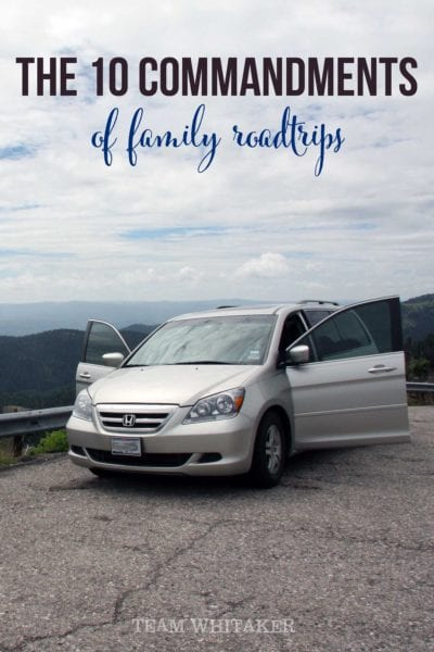 Taking a family roadtrip this summer for vacation? If you're worried about it being the worst idea ever, I'm here to change your mind. And lend you my earplugs.